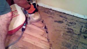 sanding restoring wood floors historical homes