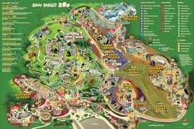 Map Of San Diego Ca Welcome To Map San Diego Zoo Cali 2017 Pinterest San Diego