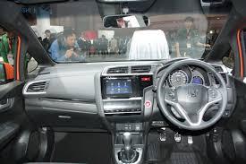 2013 Honda Fit Interior 2014 Honda Fit Rs Interiors Indian Autos Blog