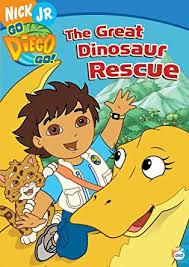 amazon diego dinosaur rescue adam alexi
