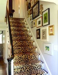 Leopard Runner Rug Stair Runners And The One Fiber You Should Never Use