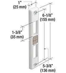 Nami Patio Doors by Sliding Patio Door Latch Lever For Milgard White Door Hardware