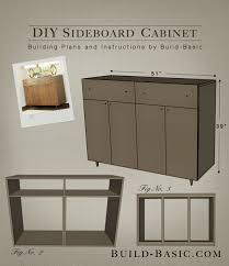 build a diy sideboard cabinet u2039 build basic