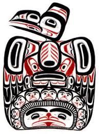 Indian Art Tattoo Designs Native American Thunderbird Thunderbird With Bear Thunderbird