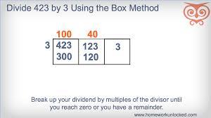 Long Division Worksheets Free Long Division Homework