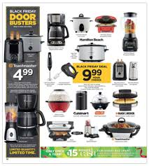 kohl s black friday ad reveals 9 99 appliance deals wkbw