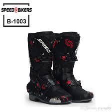 dirt bike motorcycle boots men motorcycle boots motocross racing speed motorbike shoes moto
