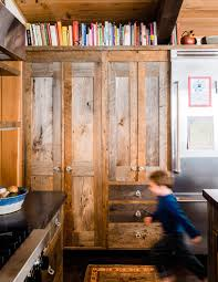 Recycled Kitchen Cabinets How To Design An Eco Friendly Cabin Sunset