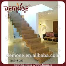 Mezzanine Stairs Design Simple Solid Wood Mezzanine Straight Staircase Design Buy