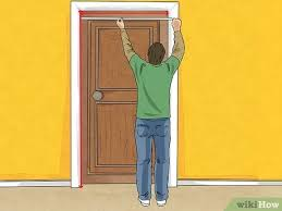 can you use an existing door for a barn door how to install a screen door 14 steps with pictures wikihow
