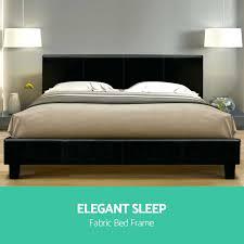 Premier Platform Bed Frame Bed Frame With Headboard Ding Platform Brackets Malouf Bracket