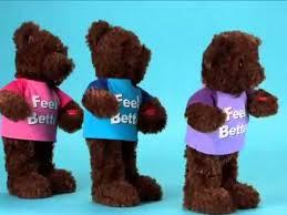 feel better bears pbc feel better bears asst g1118