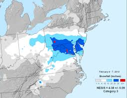 february 2016 the urban ma regional snowfall index rsi snow and ice national centers