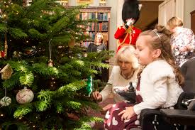 Clarence House London by The Great Christmas Tree Showdown Breaking Energy Energy