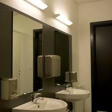 bathroom fluorescent light fixtures surface mounted light fixture fluorescent linear bathroom