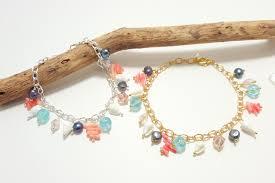 gemstone charm bracelet images Skinny pig signature charm bracelet skinny pig designs jpg