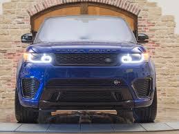 range rover light blue 2016 land rover range rover sport svr for sale in springfield mo