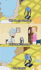 Meme Browser - what s my purpose funny