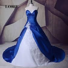 robe de mari e gothique lorie 2017 gothique royal bleu cathédrale robes de mariée