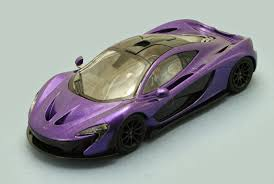 mclaren p1 purple mclaren p1 slot car portal com