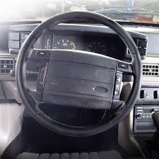 mustang steering wheels replacement steering wheel horn buttons black 90 93