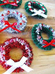 ruby murrays musings christmas in july mini wreaths