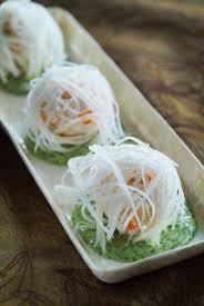 cuisiner le surimi recette duo surimi et radis noir 750g