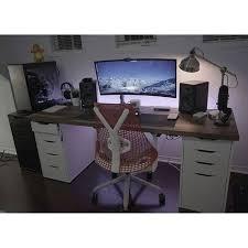 Desk Setup 85 Best Gaming Setup Images On Pinterest Pc Setup Desk Setup