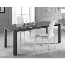 Schreibtisch Mit Schwarzer Glasplatte Esstisch Weis Mit Glasplatte Carprola For