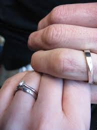Make Wedding Ring by Came To Make Wedding Rings That They Did Not Expect To Make