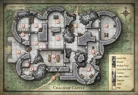 Dnd Maps Mike Schley U0027s Portfolio Tactical Game Maps