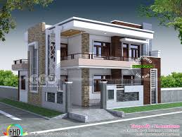 37x42 5 bedroom contemporary house kerala home design and floor