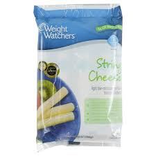 carbs in light string cheese weight watchers light string cheese 12 count meijer com