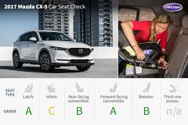 mazda vehicles 2017 mazda cx 5 car seat check news cars com 2017 mazda