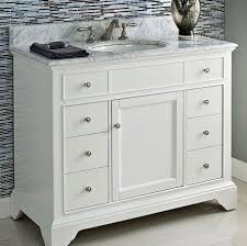rustic farmhouse vanity copper sink 42 bathroom cabinets great