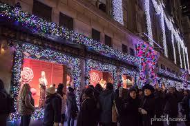 saks fifth avenue u2013 nyc christmas window display 2016 photoframd com