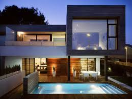 modern home house plans ultra modern house homedesign 46 architects