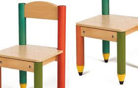 tavolo sedia bimbi sedie per i bambini allegre simpatiche e colorate