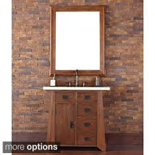 Mission Style Bath Vanity Mission Style 72 Inch Medium Pecan Double Sink Bathroom Vanity