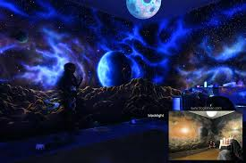 Black Light Bedrooms Starlite Gardens Page 108 All About Bedroom