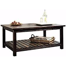 Rectangular Coffee Table Furniture Signature Design Mestler Coffee