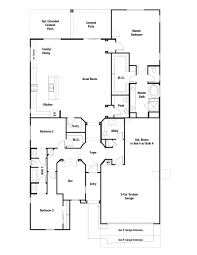 hillary floor plan at northlands passage collection in peoria az