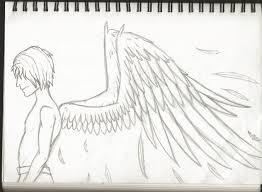 wings of an angel drawing ziiteara 2017 dec 6 2011