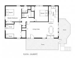 single story house floor plans 23 breathtaking single story house open floor plans chloeelan