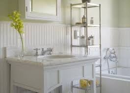 bathroom wainscoting ideas bathroom beadboard height ceiling ideas diy lowes backsplash