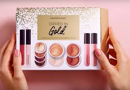 dipped in gold 49 value 200 bareminerals dipped in gold 12 makeup set