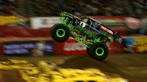 picture of grave digger monster truck monster jam monster trucks at orlando u0027s citrus bowl saturday