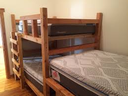 Timber Bunk Bed Timber Bunk Bed Master Bedroom Interior Design Ideas Imagepoop