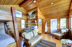 HONEY HARBOUR COTTAGE FOR SALE ON MERMAID ISLAND FINISHED TO A - Harbour bunk bed