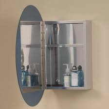 bathroom oval bathroom mirrors with medicine cabinet home design